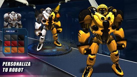 Descargar Real Steel World Robot Boxing MOD APK 51.51.122 Dinero ilimitado Gratis para Android 6