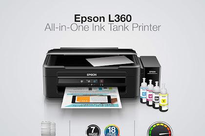 Kumpulan Resetter Printer Epson