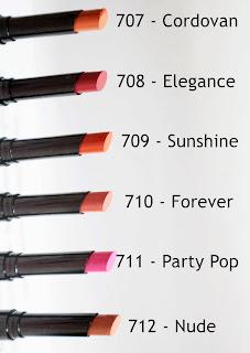 the odessa matte lipstick