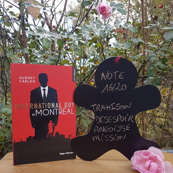 International Guy, tome 6 : Montréal de Audrey Carlan