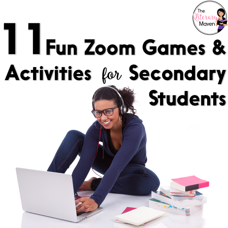 Trying to avoid the Zoom gloom? Need a break from the routine of synchronous classes? Check out these fun ideas for middle and high school students.
