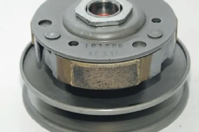 Centrifugal Clutch Mengenal Nama-nama Bagian Motor Beat