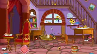 Công chúa dọn nhà game dọn dẹp thú vị