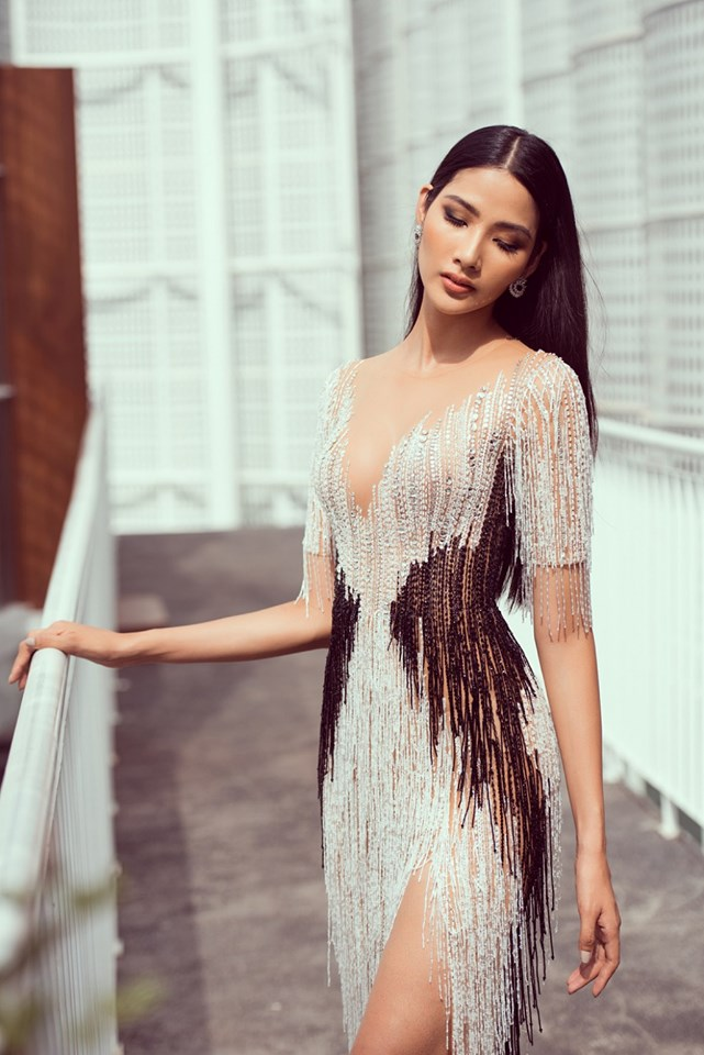 NTK Hoàng Hải sẽ đồng hành cùng Hoàng Thùy tại Miss Universe 2019 2
