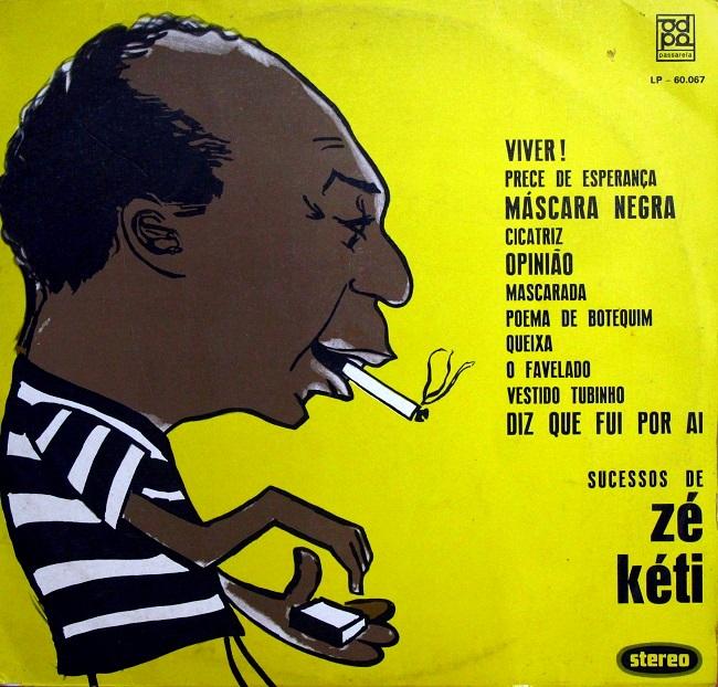 """Zé Kéti - """"Opinião... e outros sucessos"""" [1973]"""