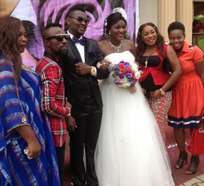 Actress Chacha Eke S Wedding Pictures See Her Husband