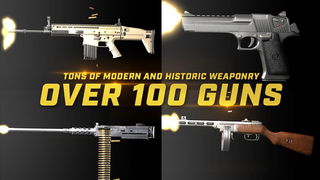 iGun Pro 2 The Ultimate Gun Hileli APK