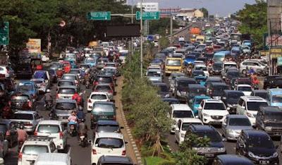 Bandung Juara Macet, Pemkot Soroti Pengguna Kendaraan Pribadi