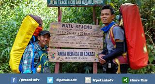 Info Lengkap Pendakian Gunung Semeru via Ranu Pane