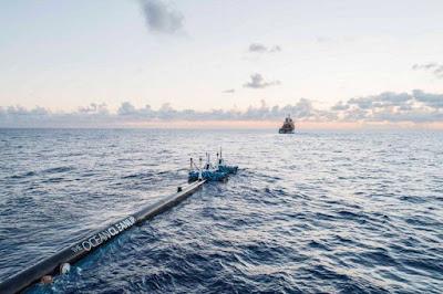 Sistema di Pulizia degli Oceani