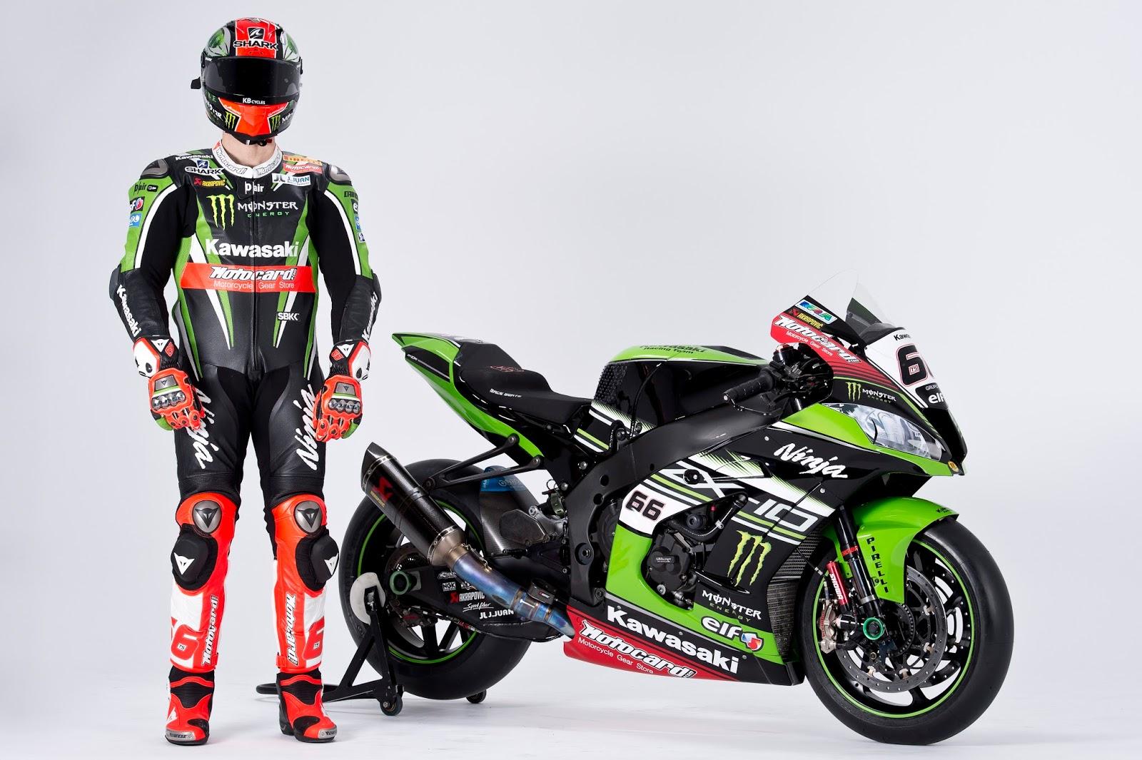 Racing Cafè: Kawasaki ZX-10R Kawasaki Racing Team WSBK 2016