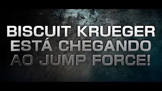 JUMP FORCE - Trailer de Personagem: Biscuit Krueger | X1, PS4, PC