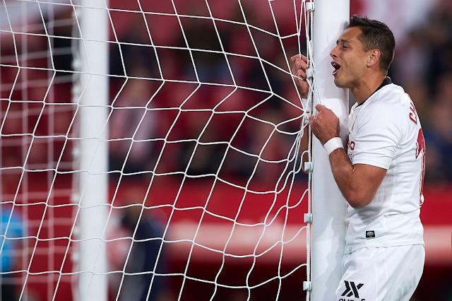 Crónica Sevilla FC 1 - Villarreal CF 2