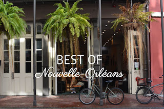Visite de la Nouvelle-Orléans