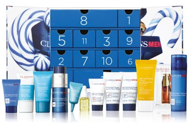 Clarins His 12 Day Advent Calendar 2020