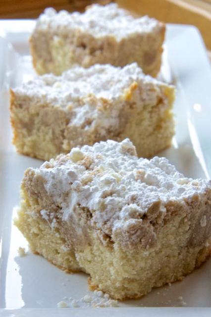 NY-Style Crumb Cake