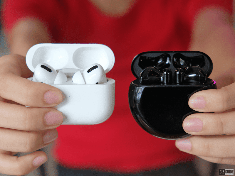 Apple AirPods Pro vs Huawei FreeBuds 3 - Active Noise Cancellation battle!