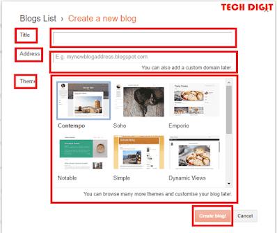 ब्लॉग या वेबसाइट कैसे बनाये जाने हिंदी में? How to create a blog or Website in Hindi?