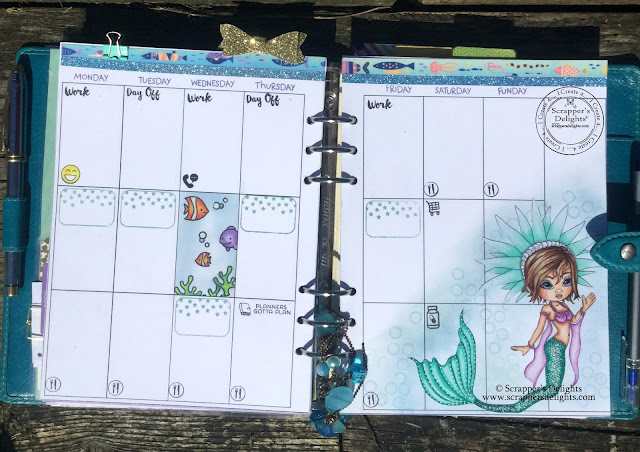 scrappers-delight-planner-inspiration-mermaid