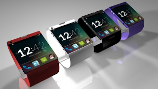 Google Gem Nexus smartwatch