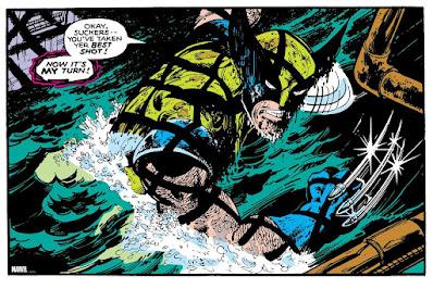 "Wolverine ""Now It's My Turn"" X-Men Screen Print by John Byrne x Bottleneck Gallery x Marvel Comics"