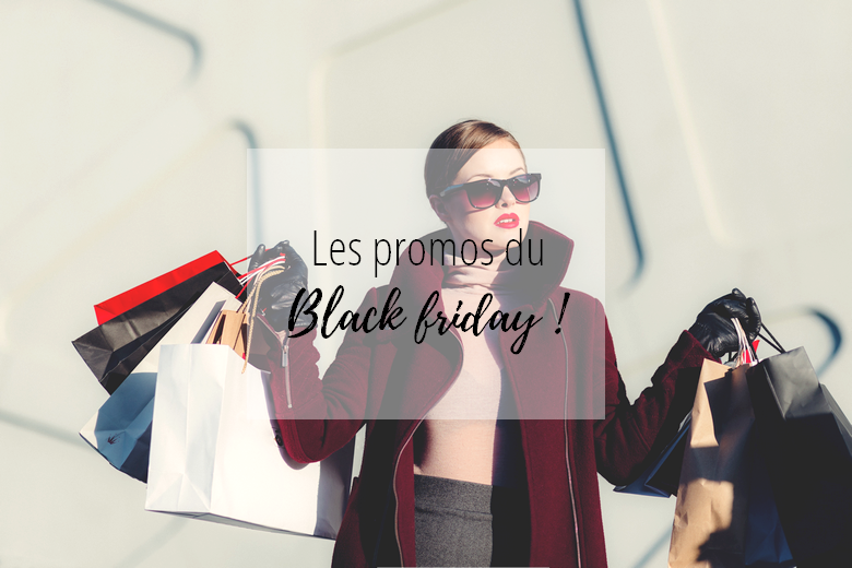 Liste de promos black friday