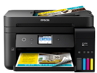 Epson ET-4750 Wireless Printer Setup & Drivers