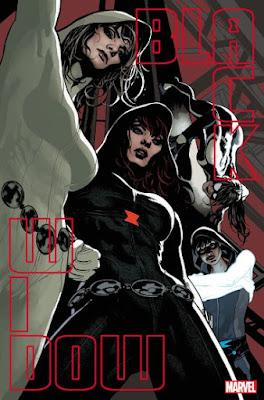 Marvel Comics anuncia nuevo villano y tem-ups en 'Black Widow' #12