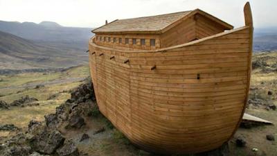 Kapal Nabi Nuh Berasal Dari Indonesia, Benarkah? Baca Disini