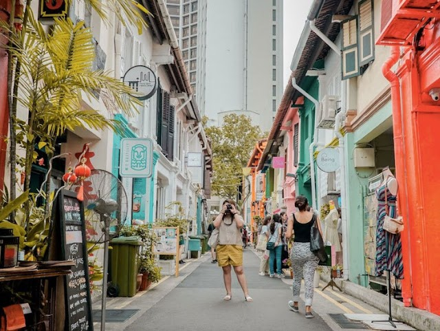 Singapore spends over 32 million USD to promote domestic tourism