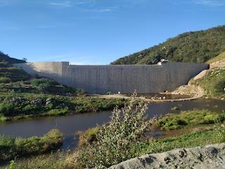 Barragem Retiro será um dos maiores reservatórios de água do estado. Um sonho de 5 décadas