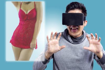 2. lentes realidad virtual entretenimiento adultos