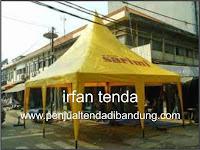 Penjual Tenda Di Bandung