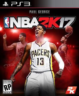 NBA2K 17 PS3