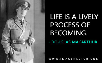 Here you get the most famous inspirational & motivational Douglas MacArthur Quotes and Douglas MacArthur Sayings and phrases with aesthetic quote images.
