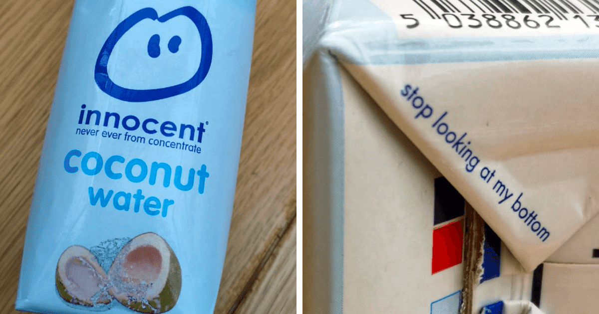 Creative Hidden Messages People Did Not Expect To Discover On Things They Use Everyday