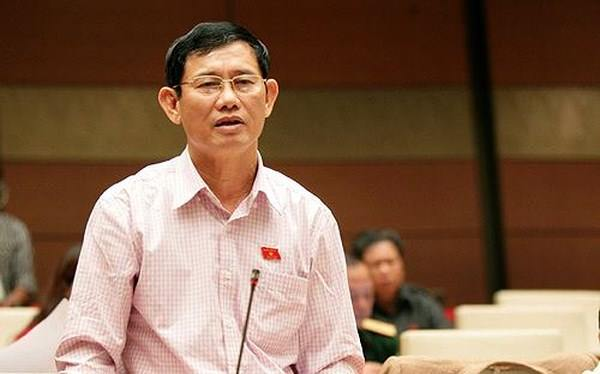 Đại biểu Nguyễn Ngọc Phương