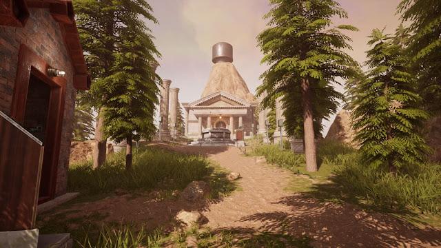 Imagem do Myst