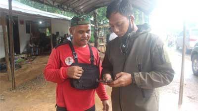 Masyarakat Minta Personel Satgas Tetap Terjaga Silaturahmi