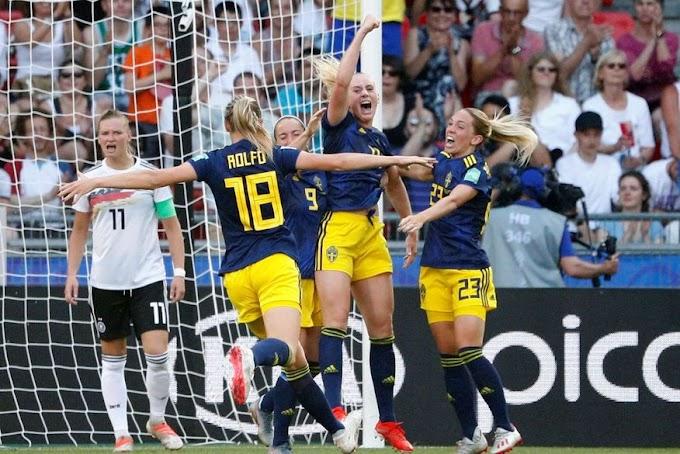 COPA DO MUNDO: Com virada no placar, Suécia elimina a Alemanha e vai às semifinais.