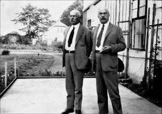Wojciech i Tadeusz Kossakowie - fot zofiakossak.pl