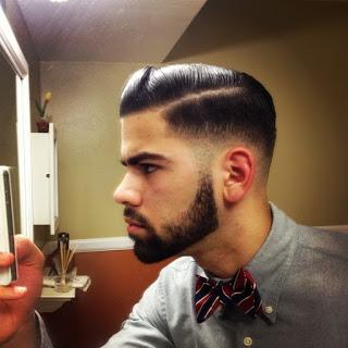 Gaya Rambut Pompadour Panjang Dan Pendek Untuk Pria ...