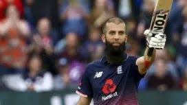 Moeen Ali 102 - England vs West Indies 3rd ODI 2017 Highlights