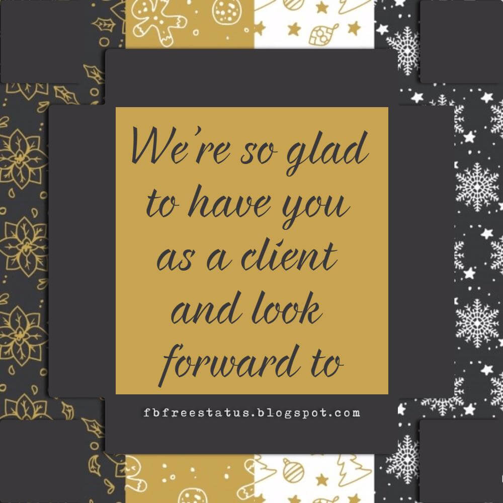Business Christmas Cards Sayings, Messages