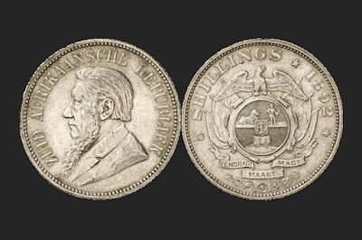 Moneda de la República de Sudafrica