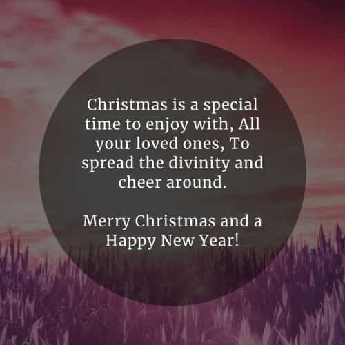Merry Christmas wishes and Merry Christmas messages