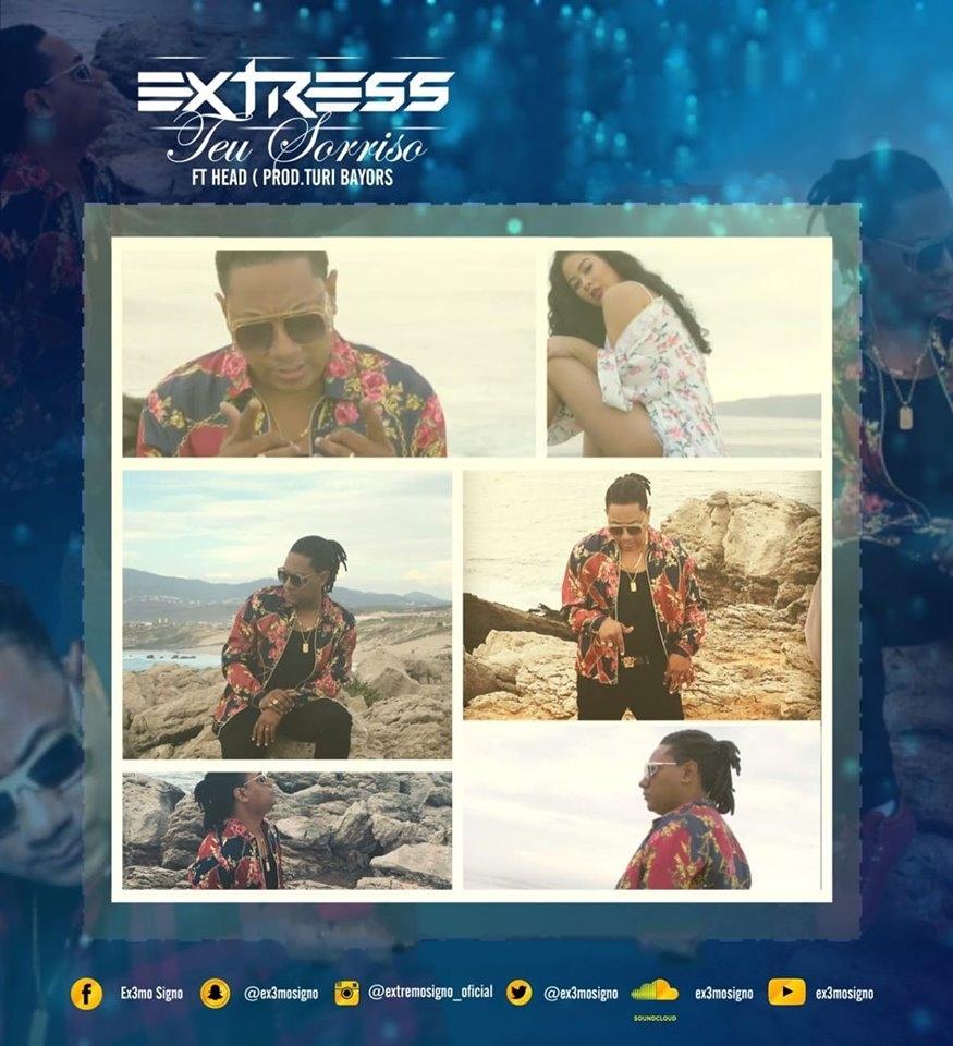 Ex3mo Signo (Extress) - Teu Sorriso (Feat. Head)