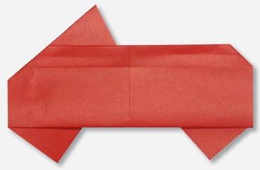 Hướng dẫn cách gấp xe ô tô Mui trần bằng giấy đơn giản - Xếp hình Origami với Video clip