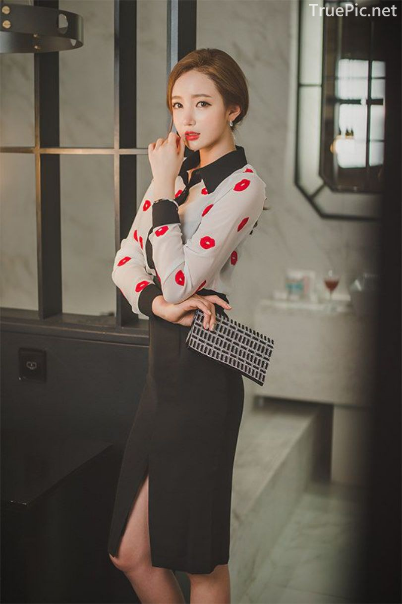 Lee Yeon Jeong - Indoor Photoshoot Collection - Korean fashion model - Part 8 - TruePic.net- Picture 6