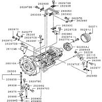 MITSUBISHI FUSO: Catálogo de Partes (2010-1988) Camiones